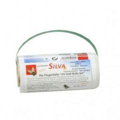 Silva vliegenval UV rol 10cm