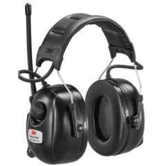 3M Peltor DAB + FM Radio gehoorkap met hoofdband