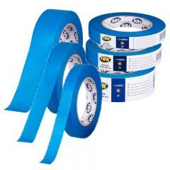 Afplakband Masking tape UV BLAUW