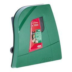 AKO Duo Power X1000 combi schrikdraadapparaat 230V/12V