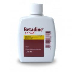 Betadine scrub 120ml