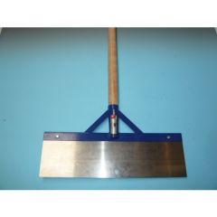 Betonschraper Ideal 50 cm met steel 130 cm