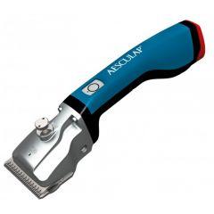 Bonum GT644 incl. accu + 501/502 messen, blauw voor rund