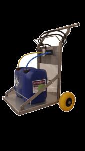 BB Desinfectiewagen