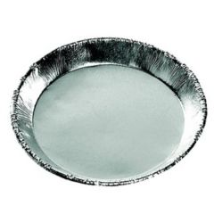 Drogestofmeter schaaltjes aluminium imitatie 250 st