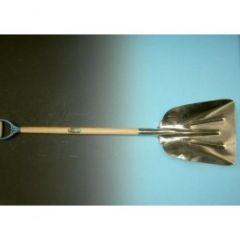 Graanschop Offner aluminium met Atlas PD-steel 95 cm