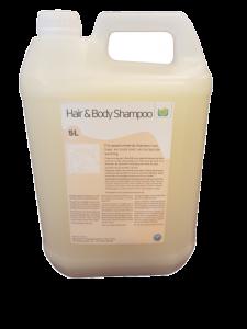 Hair en Body Shampoo 5ltr