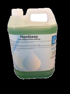 Handzeep Antibacterieel 5ltr can
