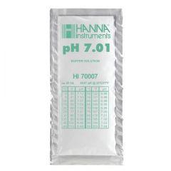 Kalibratievloeistof pH7,01 25 zakjes van 20 ml