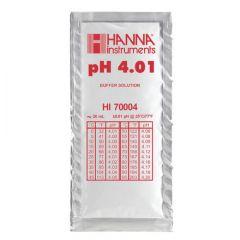 Kalibratievloeistof pH 4.01 25 zakjes van 20ml