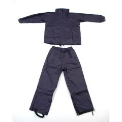 Greenlands Kinderregenpak Classic blauw