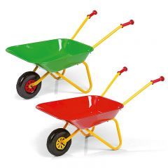 Kinderkruiwagen Rolly Toys Metalen bak
