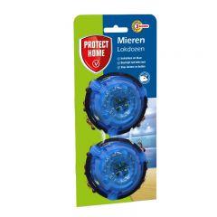Mierenlokdoos Piron pushbox 2stuks Protect Home