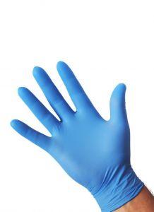 NITRILE  handschoen 100st