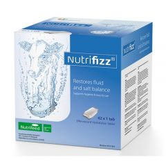 Nutrifizz bruistablet (GMP + FSA geborgd)