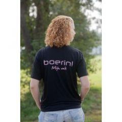T-shirt Boerin! mijn vak