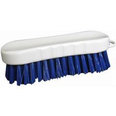 Hygiene werkborstel blauw