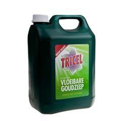 Tricel goudzeep vloeibaar 5ltr