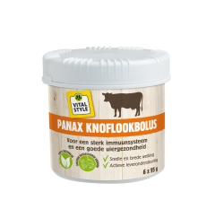VITALstyle Panax Knoflookbolus 6-pack (GMP+ FSA geborgd)