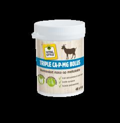 VITALstyle Triple Ca-P-Mg Bolus geit 40-pack (GMP+ FSA geborgd)