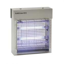 EcoKill INOX 2012 vliegenkast (2x6Watt)