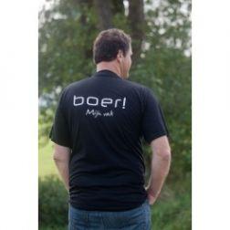 T-shirt Boer! mijn vak